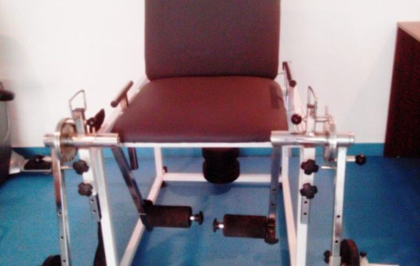 SuVitas Quadriceps Table