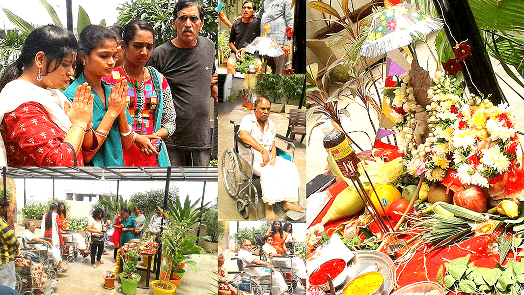 SuVitas Family on the Eve of Ganesh Chaturthi
