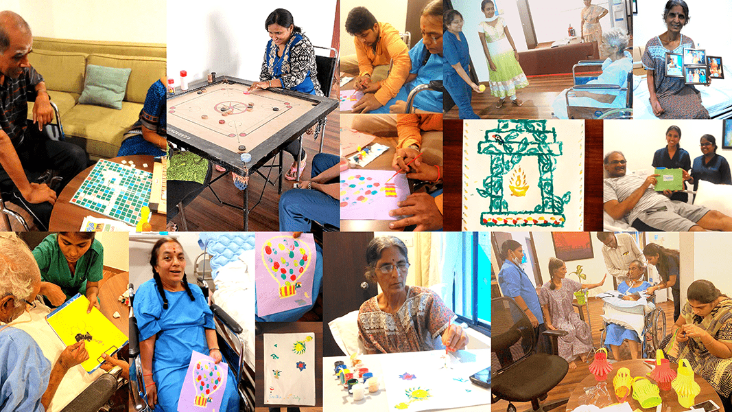 Our Beloved Family Members Activities