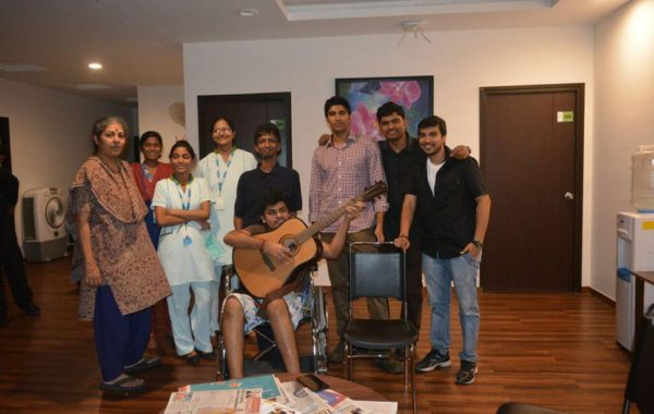 Team at Music Therapy